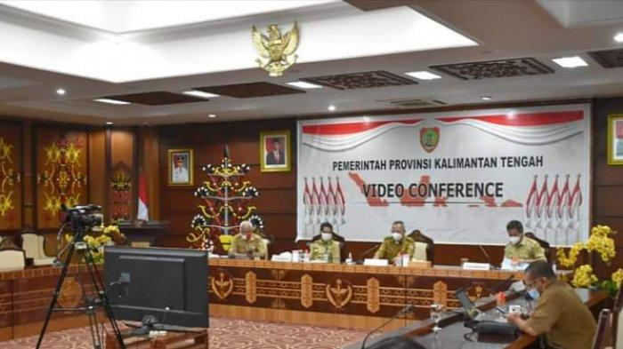 Rel Kereta Api Kalteng Turut Dibahas Dalam Rapat Rencana Alokasi Anggaran 2022-2024