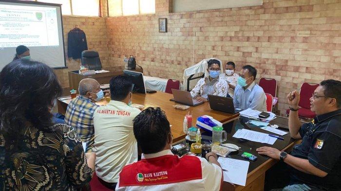 Satgas KONI Dorong Perbaikan Peringkat Atlet Kalteng di PON XX Papua 2021