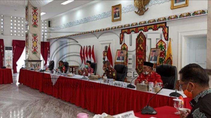 Siaga Karhutla, Pemerintah Kalteng Akan Bentuk Satgas hingga Kelurahan dan Desa