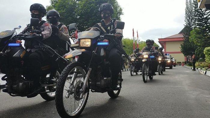 Polda Kalteng Siagakan 300 Personil Amankan Putusan MK Soal Sengketa Pilkada Kalteng