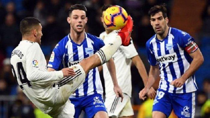 Di Liga Spanyol Pekan ke-22, Real Madrid Menang Telak 3 Gol Tanpa Balas Kontra Deportivo Alaves