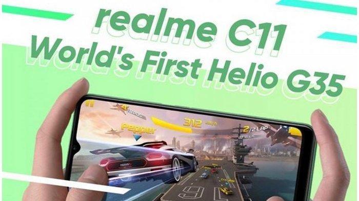 Spesifikasi HP Realme C11, Ponsel Baru Realme Dirilis Akhir Bulan Juni 2020