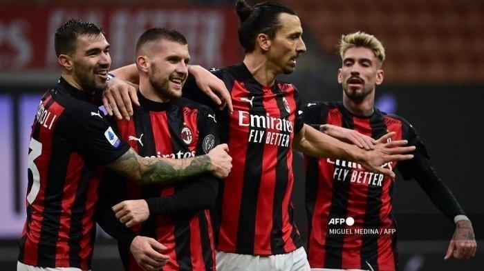 Jadwal Liga Italia Serie A Jelang AC Milan vs Hellas Verona, Zlatan Ibrahimovic Kepikiran Kontrak