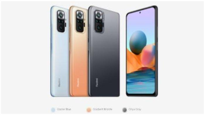Daftar Harga HP Xiaomi Terlengkap April 2021: Redmi Note 10 Pro Rp 3 Jutaan