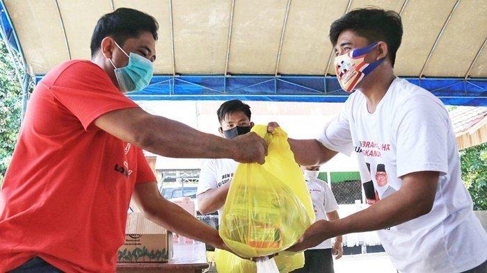Bantu Korban Kebakaran Pujon, Tokoh Masyarakat Puji Reaksi Cepat Ben Bahat