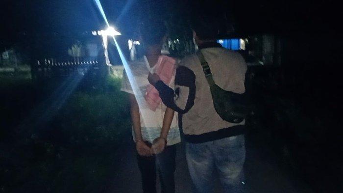 Remaja Penyebar Foto Porno Diciduk Petugas Polres Kapuas