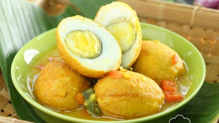 Malas Masak yang Ribet, Coba Acar Tigu, Bukan Sekedar Telur Rebus