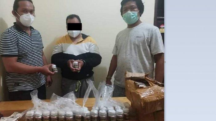 Jual Merkuri Ilegal untuk Tambang Ilegal, Warga Jorong Kalsel Diamankan Polisi Murungraya Kalteng