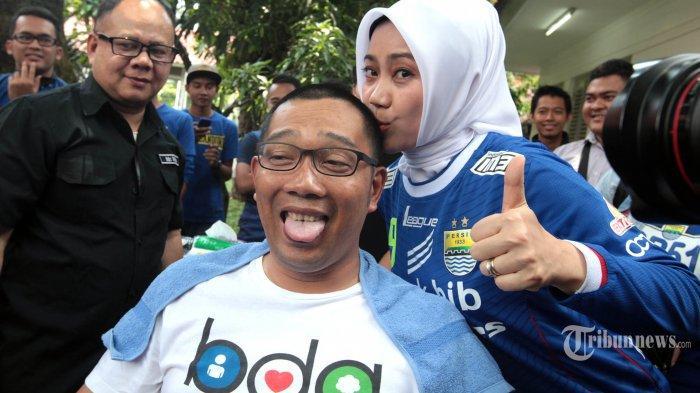 Gubernur Jabar Ridwan Kamil Minta Didoakan, Sebut Sang Istri Positif Covid-19 dan Jalani Isolasi