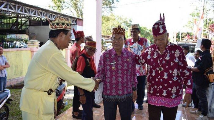 Menandai Hari Jadi Kota Kuala Kapuas ke-213, Ritual Balian Mamapas Lewu Digelar, Ini Tujuannya