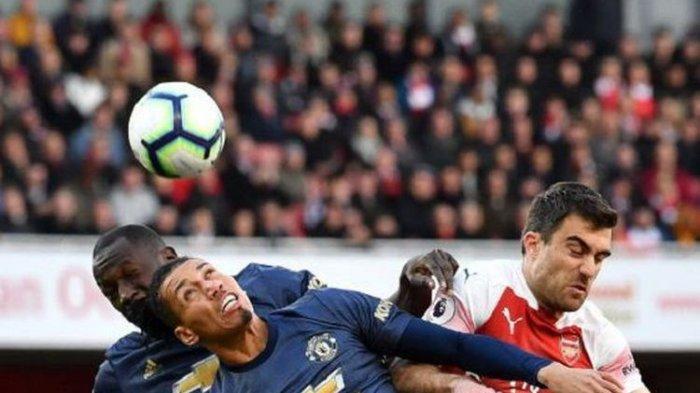 Menang 2 Gol Tanpa Balas, Arsenal Depak Manchester United dari Posisi 4 Liga Inggris