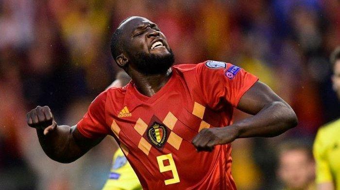 Link Nonton TV Online Belgia vs Prancis UEFA Nations League di Mola TV, Ancaman Lukaku cs