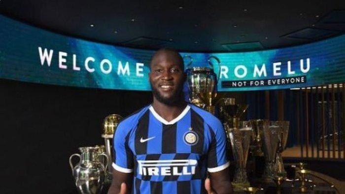 Liga Italia - Kalahkan Radja Nainggolan Hingga Rekor Transfer Inter Milan Pecah oleh Romelu Lukaku
