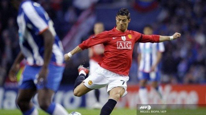 Prank ala Cristiano Ronaldo, Rumor ke Manchester City Ternyata Kembali ke Manchester United