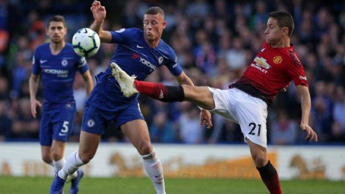 Jadwal Piala FA, Malam ini Chelsea vs Manchester United