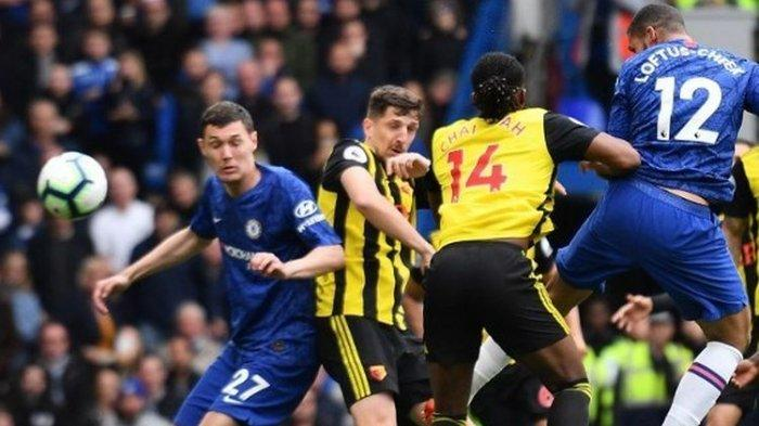 Bungkam Watford 3 Gol Tanpa Balas, Chelsea Geser Tottenham Hotspur di Posisi 3 Liga Inggris