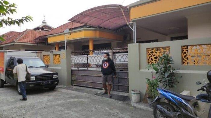 Rumah calon mertua Ustaz Abdul Somad atau UAS