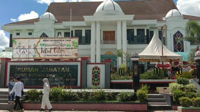 Supian Hadi Gelar Open House Perdana di Rumah Jabatan Rp 30 Miliar