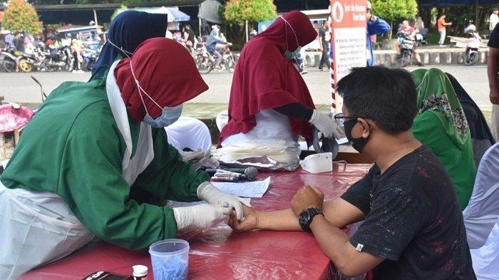 Stok Darah Menipis Selama Pandemi, PMI Kapuas Ajak Warga Donor Darah