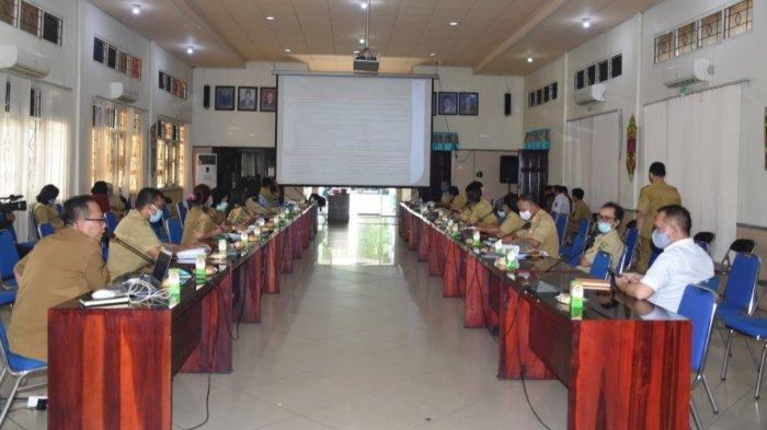 Kabupaten Kapuas Ditetapkan sebagai Lokasi Studi Status Gizi Indonesia