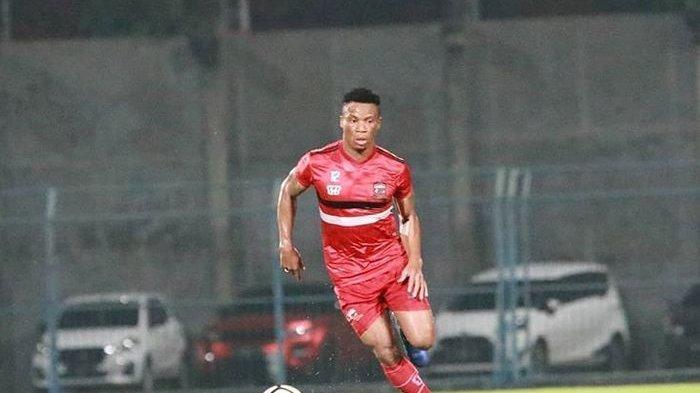 Top Skor Liga Indonesia 2012, Sackie Doe Bakal Kembali ke Barito Putera untuk Putaran 2 Liga 1 2019