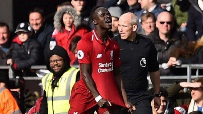 Hasil Liga Inggris, Fulham Vs Liverpool, Menang 1-2 The Reds Kembali Puncaki Klasemen Premier League