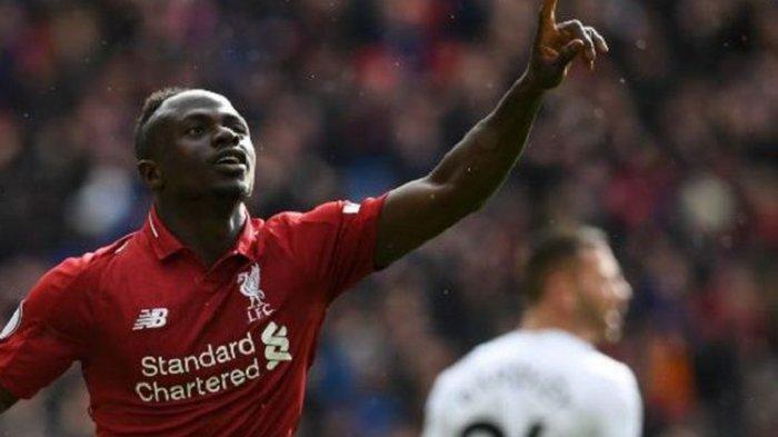 Catatan Prestasi Roberto Firmino dan Sadio Mane Bertambah di Laga Liverpool Vs Burnley