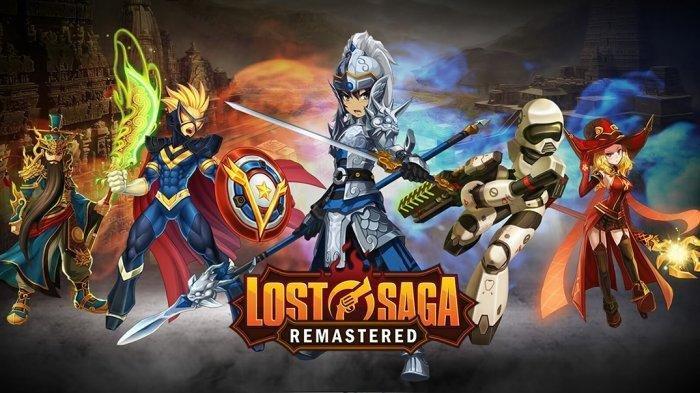 Game Lost Saga Versi Klasik Hadir di Indonesia, Game Online 3D Action Casual Fighting Game