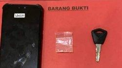 Operasi Cipta Kondisi Jaring Empat Pria Bawa Sabu di Jalan Riau Pelabuhan Rambang Palangkaraya