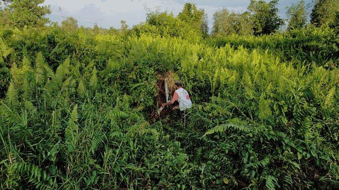 Warga Senang Tanahnya Bersertifikat Lewat Program PTSL Kota Palangkaraya