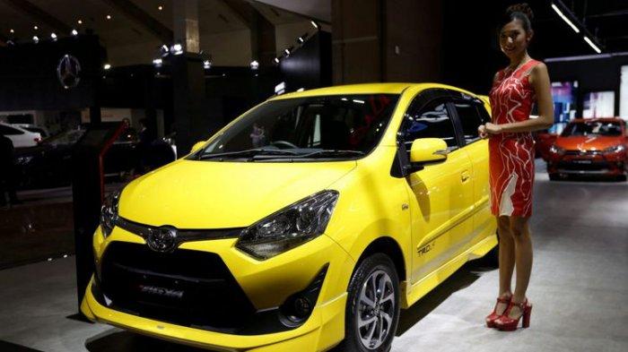 Inilah Resep Toyota Jualan Mobil Bisa Laris Manis