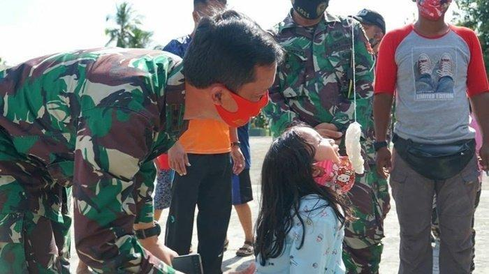 Sambut HUT ke-75 RI, Kodim Kualakapuas Gelar Lomba untuk Anak