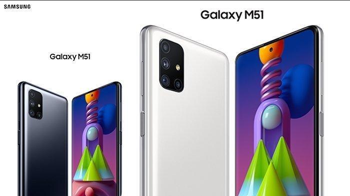 Spesifikasi Samsung Galaxy M51 : Dijual Rp 5 jutaan, Ini Fitur yang Hadir di Galaxy seri M
