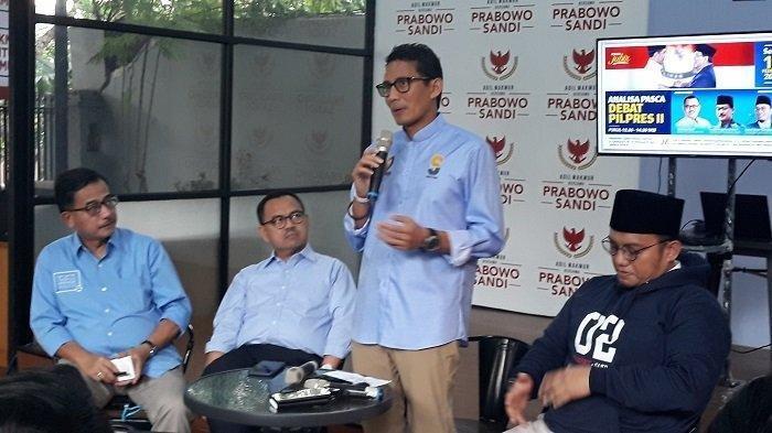 Inilah Alasan Utama Sandiaga Uno Menerima saat Ditunjuk Presiden Jokowi Jadi Menparekraf