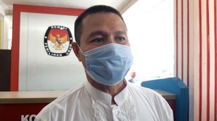 KPU Kalsel Tegaskan Tak Persoalkan Hasil Swab Bakal Calon Kepala Daerah