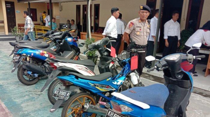 Maling Motor Beraksi di Jalan Garuda Palangkaraya saat Pemilik Mencari Cacing Umpan Mancing