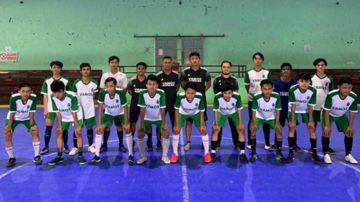 Palangkaraya Kalteng Kini Miliki Akademi Futsal, Ini Lokasinya