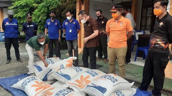 Pemkab Kapuas Kirim Bantuan Sembako Korban Banjir di Kapuas untuk Enam Kecamatan Wilayah Hulu