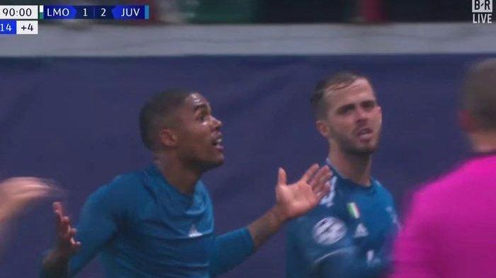 Liga Champions - Juventus ke Puncak Klasemen Grup D Usai Tekuk Lokomotiv Moskva dengan Skor 2-1