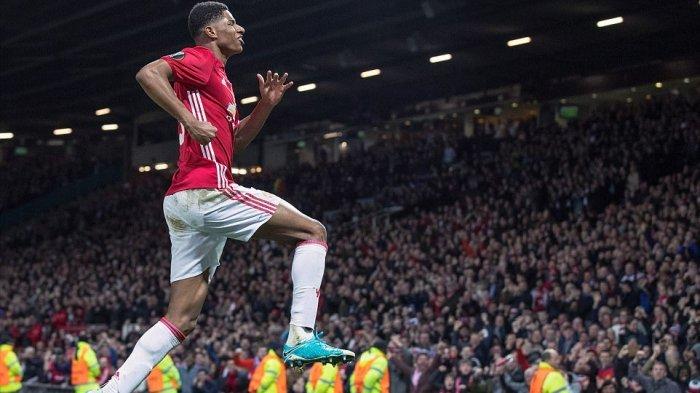 Ini Video Gol-gol Kemenangan Manchester United Atas Anderlecht
