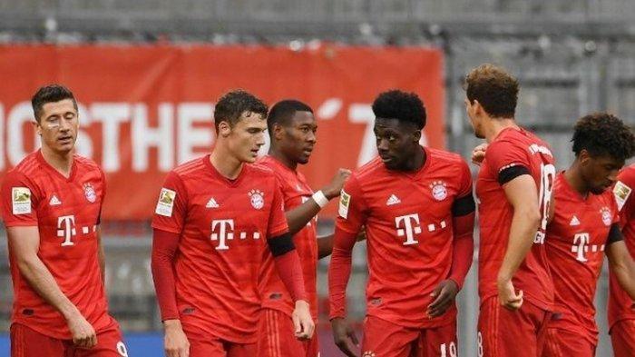 Hasil Lengkap dan Klasemen Bundesliga, Bayern Kokoh di Puncak, Schalke Kalah Beruntun
