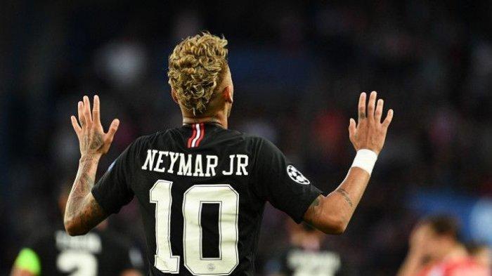 Menang 2 Gol di Kandang Manchester United, Neymar Pun Yakin PSG Juara Liga Champions Musim Ini