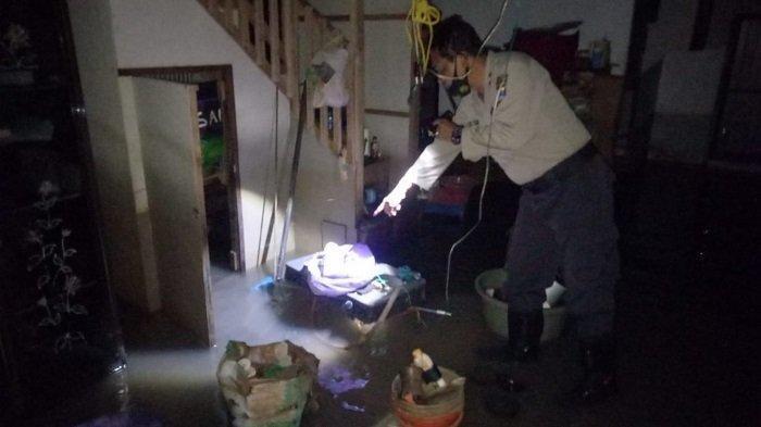 Tersengat Listrik Saat Mengecek dan Bersihkan Rumah, Warga Martapura Timur Ini Tewas