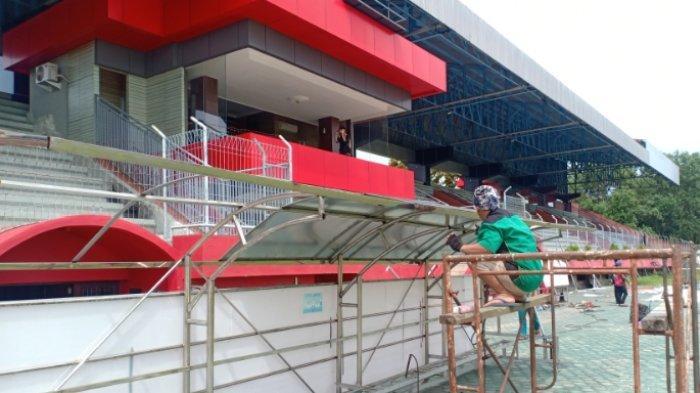 Wajib Antigen, Kapasitas Stadion Tuah Pahoe Dibatasi Hanya 299 Orang