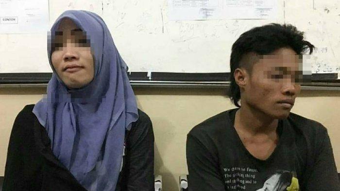 Rizki Kaget dan Malu Ketika Tahu Kekasihnya Ternyata Lelaki Usai Tertangkap Satpol PP Saat Bercumbu