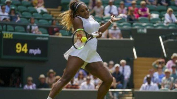 Turnamen Wimbledon 2019 - Serena Williams ke Final Dekati Prestasi Margaret Court
