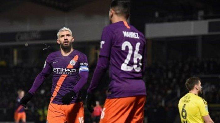 Hasil Piala Liga Inggris - Kans Manchester City Meraih Juara Lagi Makin Besar