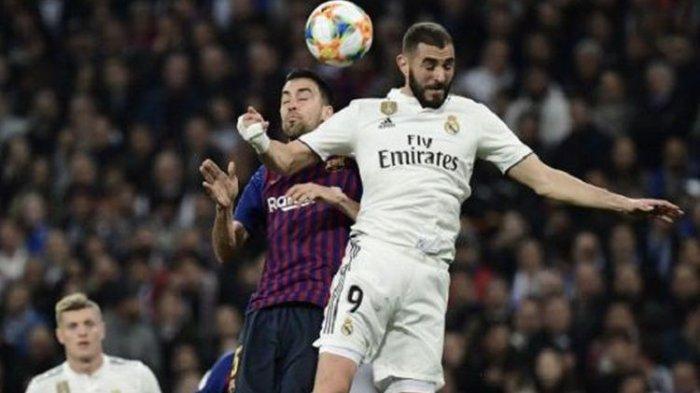 Barcelona Vs Real Madrid, Barca Menang Telak 3-0 dan Melaju ke Final Copa del Rey