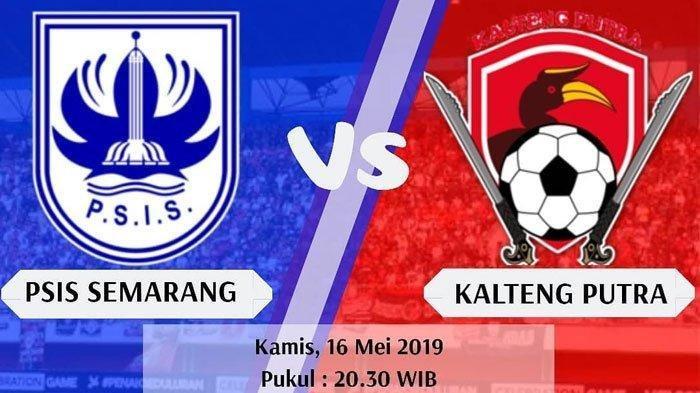 SESAAT LAGI! Live Streaming OChannel PSIS vs Kalteng Putra Shopee Liga 1, Sama Tak Mau Kalah