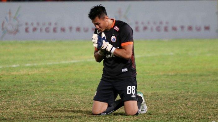 Profil Pemain Liga 2 Indonesia Shahar Ginanjar, Benteng Pertahanan Terakhir Dewa United
